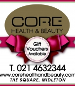 For Current Special Offers click on our Facebook/Instagram page @coremidleton