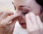 Eyelash tint, eyebrow sculpture and eyebrow tint for gorgeous eyes