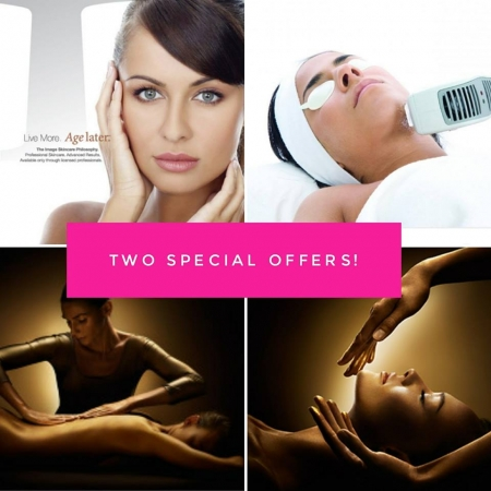 2 SPECIAL OFFERS UNTIL 31.3.2018